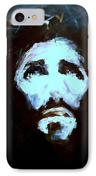 Jesus - 4 Phone Case by Jun Jamosmos
