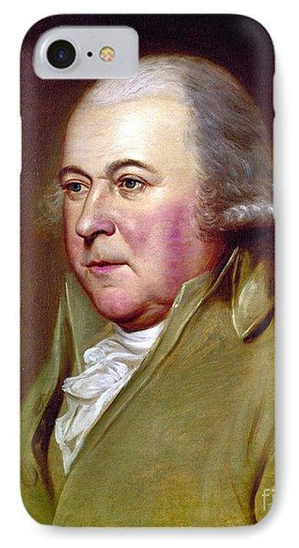 John Adams (1735-1826) Phone Case by Granger