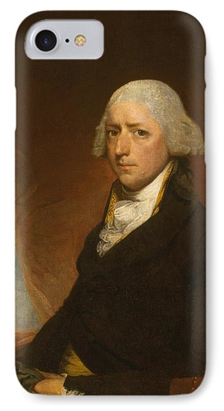 John Ashe IPhone Case by Attributed to Gilbert Stuart