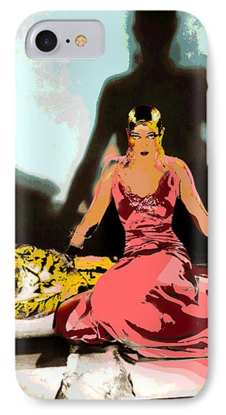 Josephine Baker IPhone Case by Charles Shoup