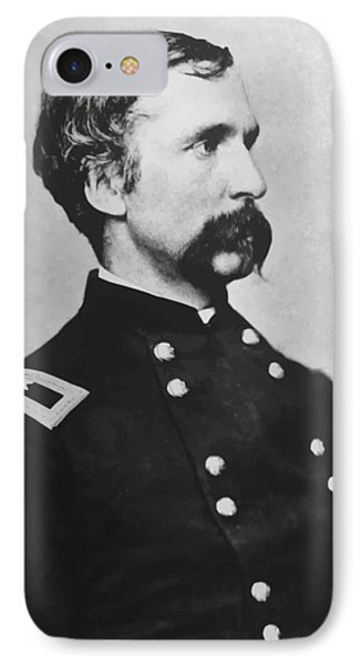 Joshua Lawrence Chamberlain  Phone Case by War Is Hell Store