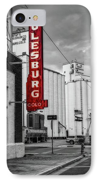 Julesburg Colorado IPhone Case by Mountain Dreams