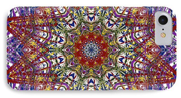 Kaleidoscope 414 IPhone Case
