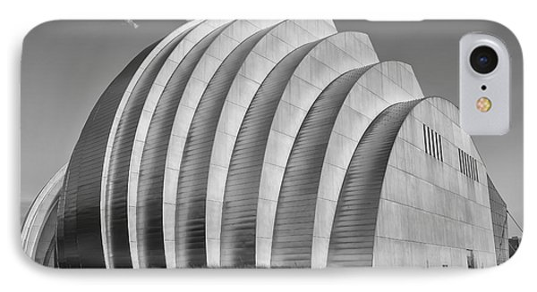 Kauffman Center IPhone Case by Dennis Hedberg