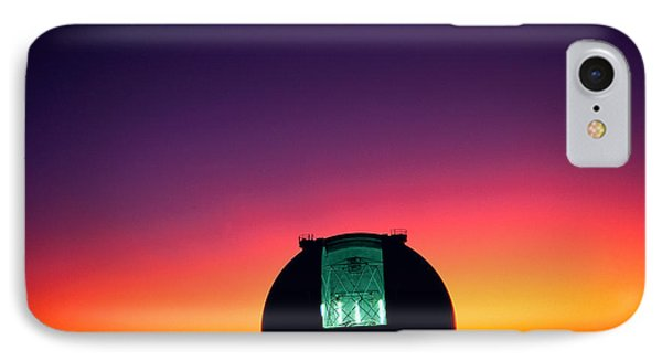Keck Observatory Phone Case by Peter French - Printscapes