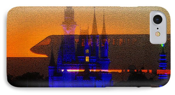 IPhone Case featuring the digital art Kingdom by David Lee Thompson