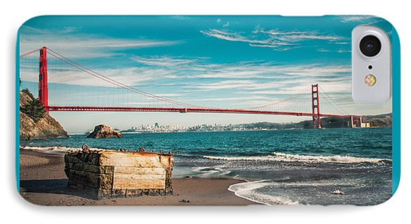 IPhone Case featuring the photograph Kirby Cove Treasure by Kim Wilson