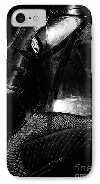 IPhone Case featuring the photograph Knights Of Old 15 by Bob Christopher