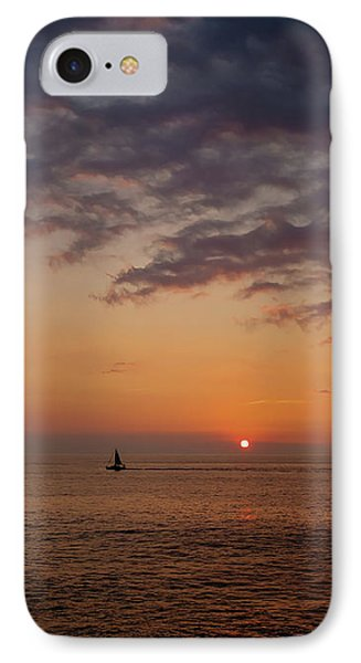 Kona Sunset IPhone Case