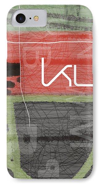KUT IPhone Case by Naxart Studio