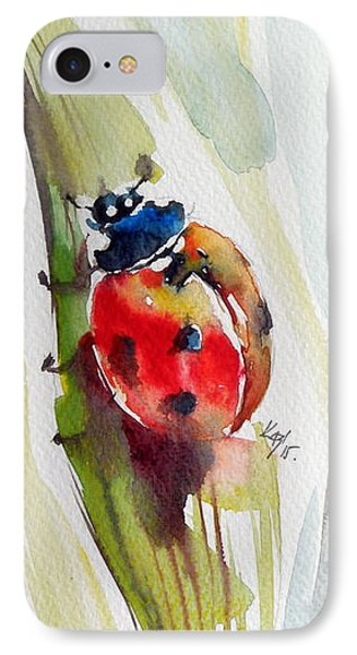 Ladybird IPhone Case by Kovacs Anna Brigitta