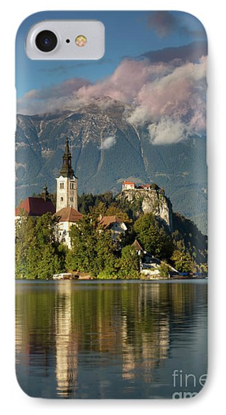 IPhone Case featuring the photograph Lake Bled by Brian Jannsen