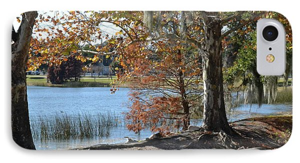 IPhone Case featuring the photograph Lake Bonny by Carol  Bradley
