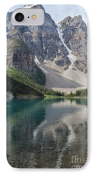 IPhone Case featuring the photograph Lake Maligne by Patricia Hofmeester
