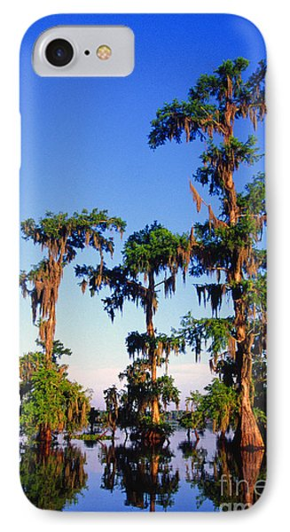 Lake Martin Cypress Swamp Phone Case by Thomas R Fletcher