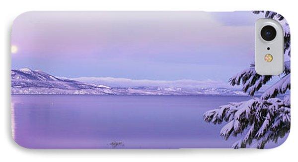 Lake Tahoe Ca IPhone Case