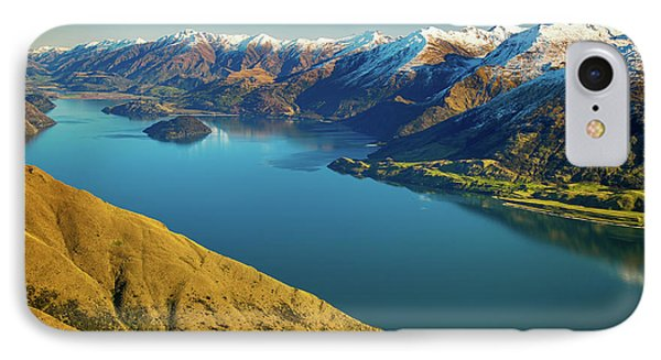 Lake Wanaka IPhone Case by Martin Capek