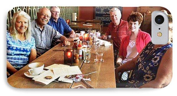 Lassen Hall Reunion IPhone Case