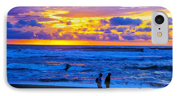 IPhone Case featuring the photograph Last Light by Rick Bragan