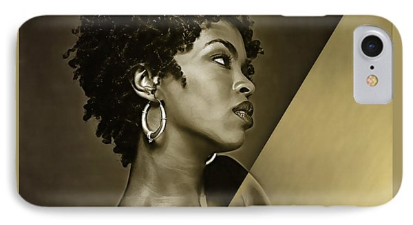 Lauryn Hill Collection IPhone Case
