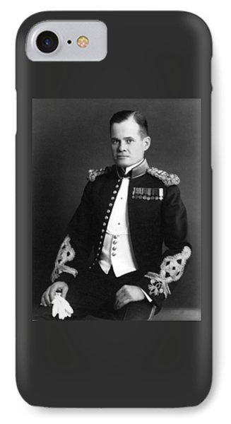 Lewis Chesty Puller Phone Case by War Is Hell Store