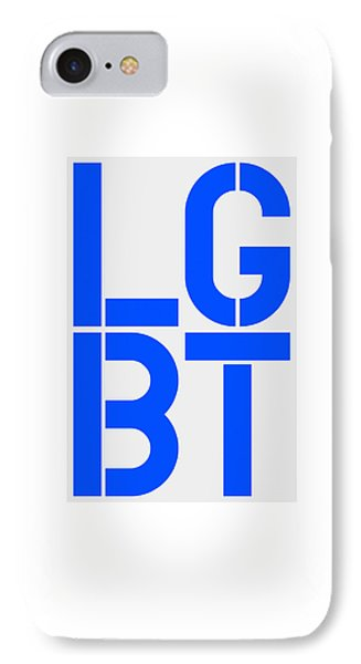 Lgbt IPhone Case by Three Dots