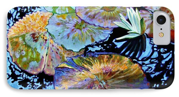 Lily Pad Palettes IPhone Case