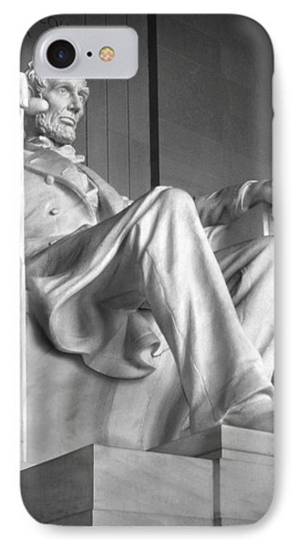 Lincoln Memorial Phone Case by Mike McGlothlen