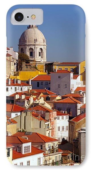 Lisbon View Phone Case by Carlos Caetano