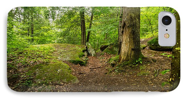 Little Creek Park IPhone Case by Shane Holsclaw