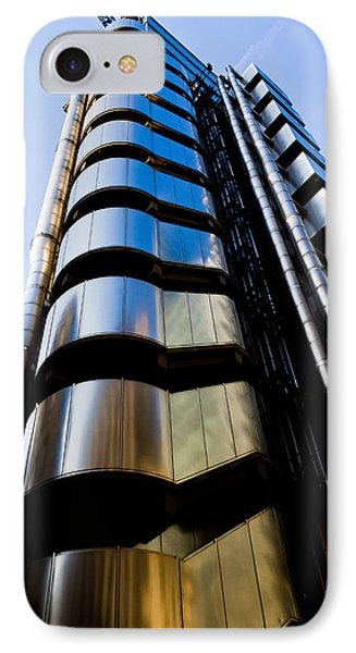 Lloyds Of London  Phone Case by David Pyatt