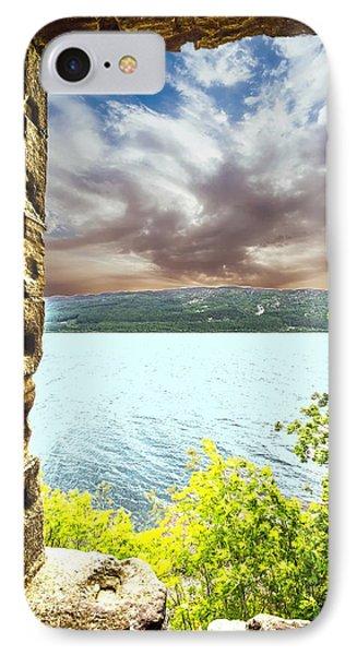 Loch Ness IPhone Case