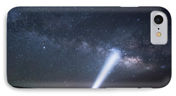 IPhone Case featuring the photograph Looking For The Milkyway by Melany Sarafis