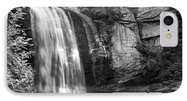Looking Glass Falls Phone Case by Howard Salmon