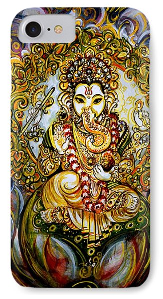 Lord Ganesha IPhone Case by Harsh Malik