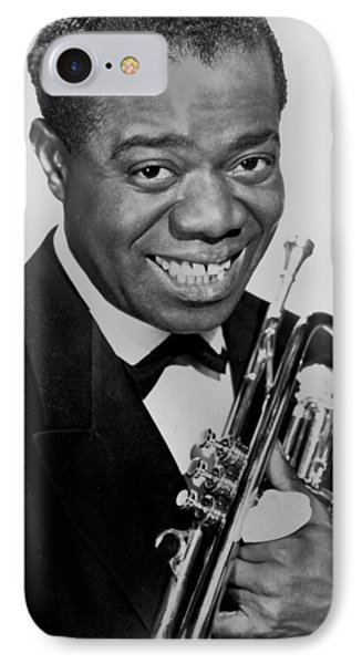 Louis Armstrong IPhone Case by American School