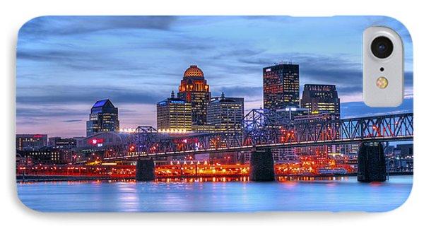 Louisville Kentucky Phone Case by Darren Fisher