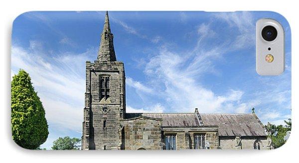 Mackworth Church Phone Case by Steev Stamford