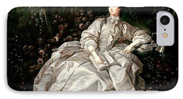 Madame De Pompadour IPhone Case