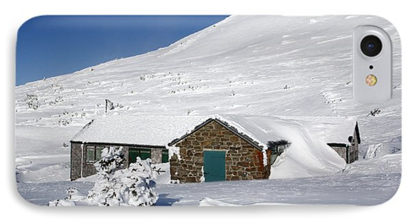 Madison Spring Hut- White Mountains New Hampshire Phone Case by Erin Paul Donovan