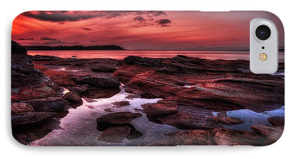 Madrona IPhone Case by Randy Hall