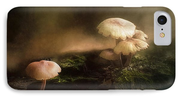 Magic Mushrooms IPhone Case
