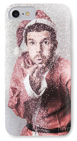 Magic Of Christmas IPhone Case