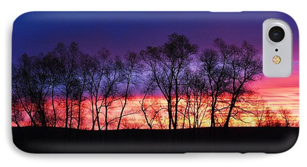 Magical Sunrise IPhone Case by Dacia Doroff