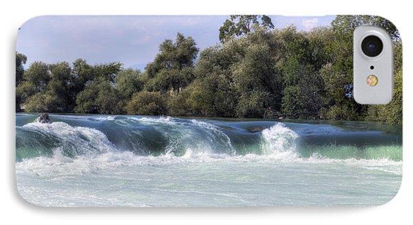Manavgat Waterfall - Turkey IPhone Case by Joana Kruse