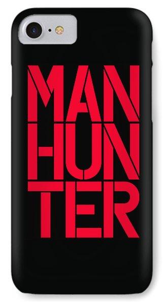 Manhunter IPhone Case by Three Dots
