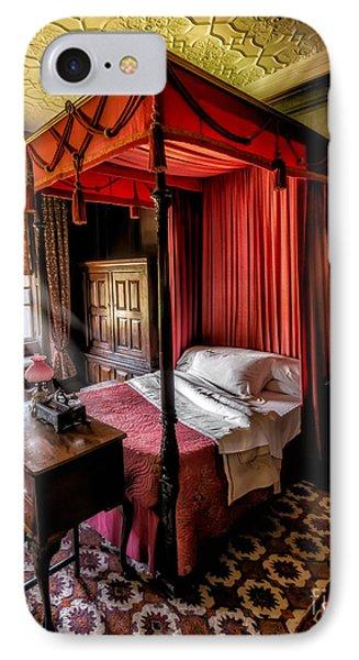 Mansion Bedroom IPhone Case