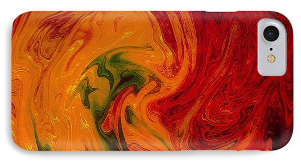 Marble Texture IPhone Case by Anton Kalinichev