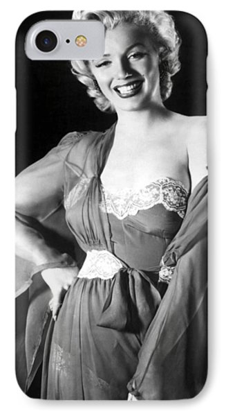 Marilyn Monroe IPhone Case by American School