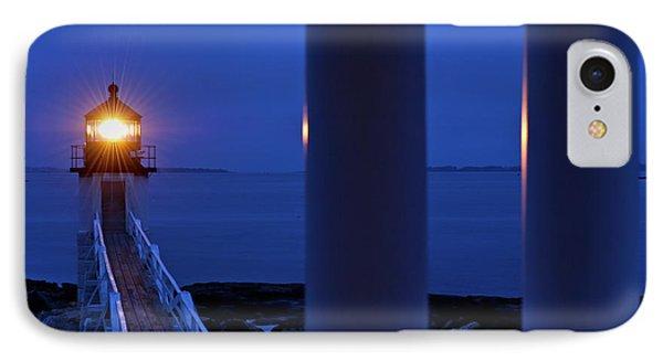 Marshall Point Lighthouse Phone Case by John Greim
